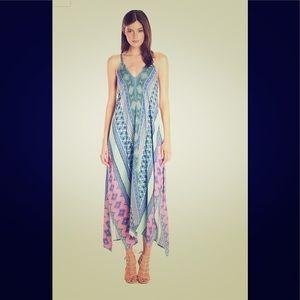 Hale Bob Hide & Go Chic Maxi Dress